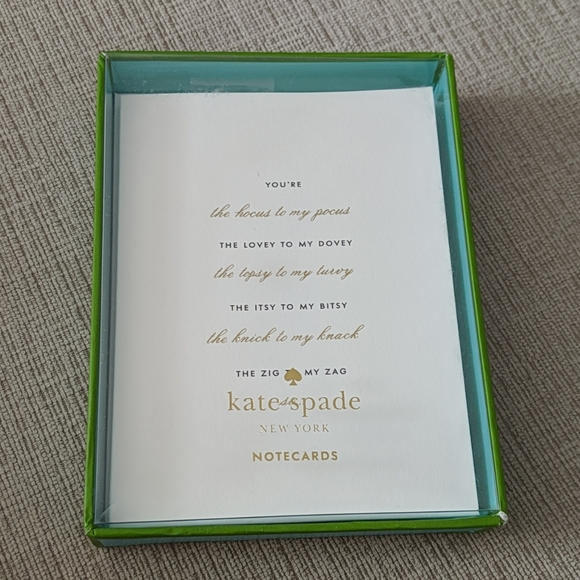 Kate Spade Hocus To My Pocus Bridesmaid Card Set
